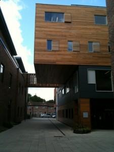 New building at York St John