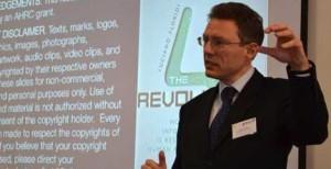 Professor Luciano Floridi at the BERA seminar March 2014